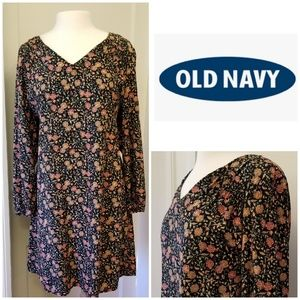 Old Navy flower dress